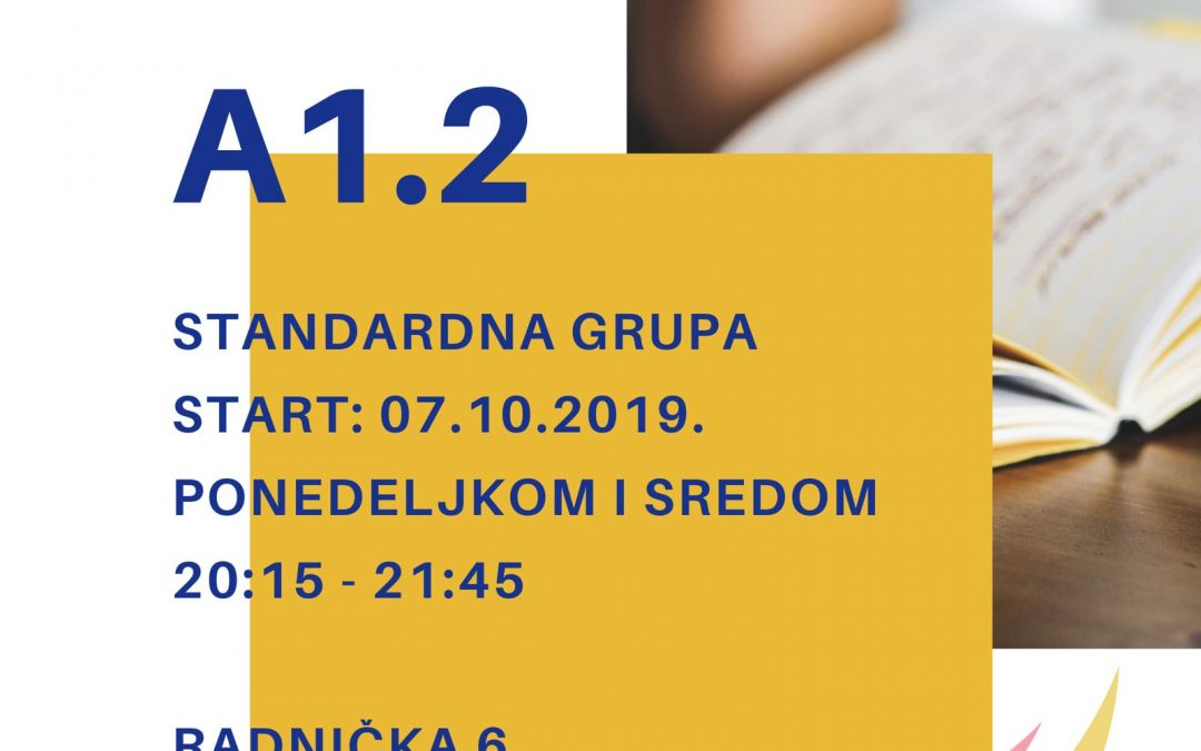 A1.2 Standardna grupa