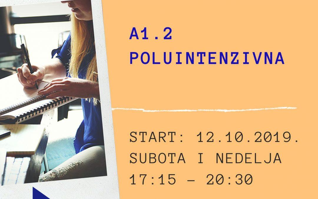 A1.2 Poluintenzivna grupa